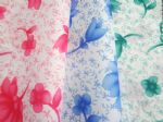 190T Pongee Printed Fabric SF-014
