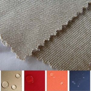 Cotton or T/C stain water resistant fabric for industry fabrics SWO-016