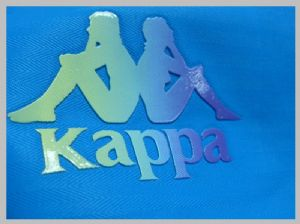 Durable Custom Clothing Patches custom t shirt labels, Pvc Rubber Printing Heat Transfer Label