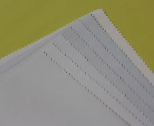 Honeycomb jacquard coating nylon fabric OFF-001
