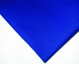 4.5oz Plain Inherent FR Nomex IIIA Blue Fabric SKF-031