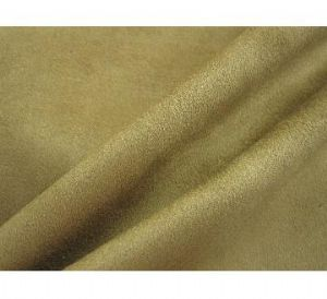 100% Poly Suede Fabric with water repellent for Jackets PSF-024