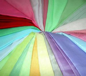 100% Polyester Pongee Fabric For Clothes|260T Pongee Fabric AWF-016