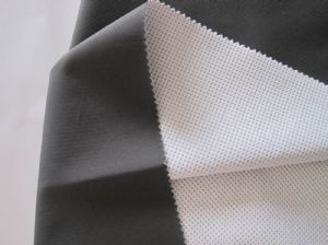Pongee composite mesh fabric JCF-012