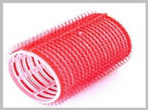 Recycle fashion Big Hook And Loop Hair Rollers / Sleep Rollers For Volume