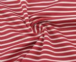 Stripe Polyester Spandex Knitted Fabric PPF-002