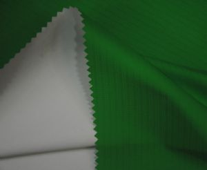 TPU milky breathable membrane nylon fabric OFF-006