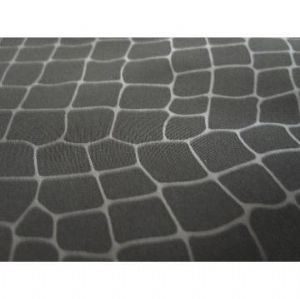satin embossing memory fabric PSF-028